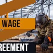 New NEC Minimum Wages  (June – August 2021)